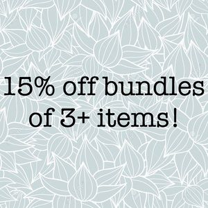 Other - Save on bundles!